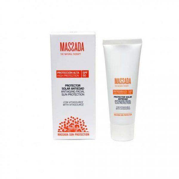 Massada - Zonnemelk SPF 50 Facial
